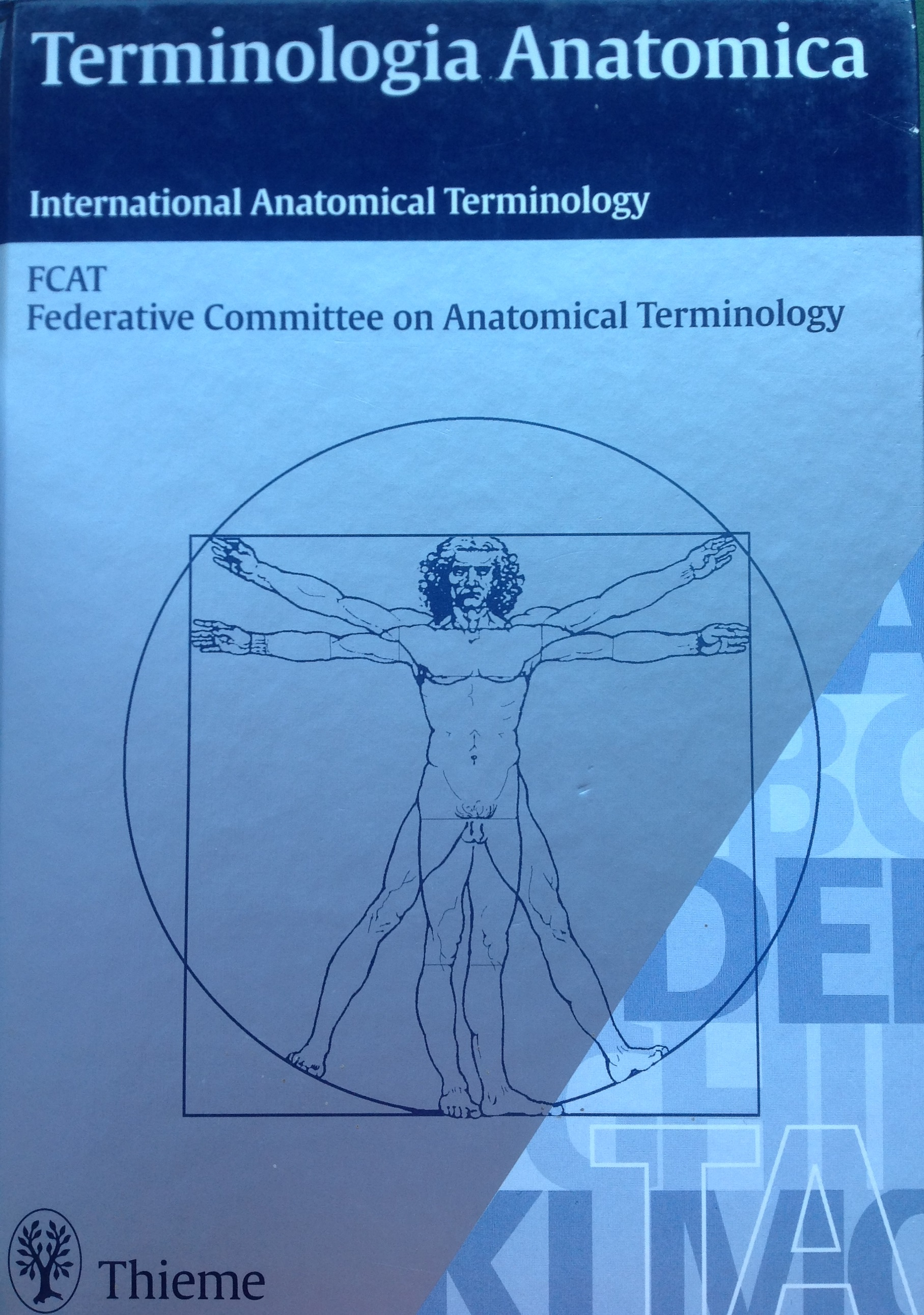 Terminologia Anatomica (1998)
